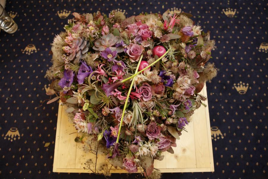 Curs pentru specialiști în designul floral