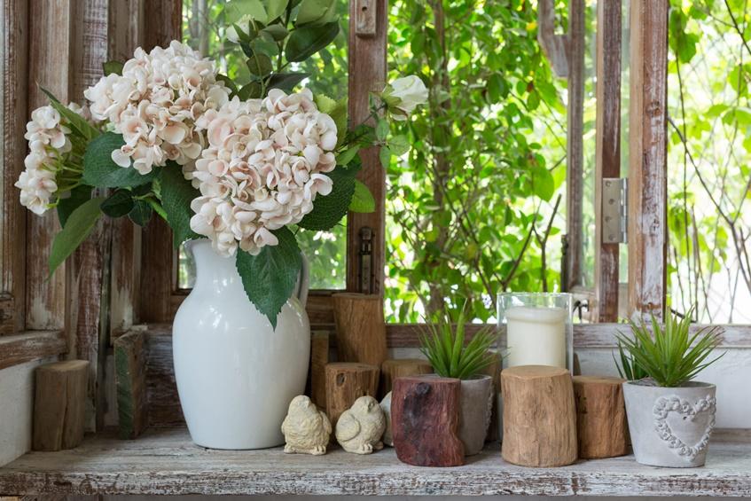 flori decor natural
