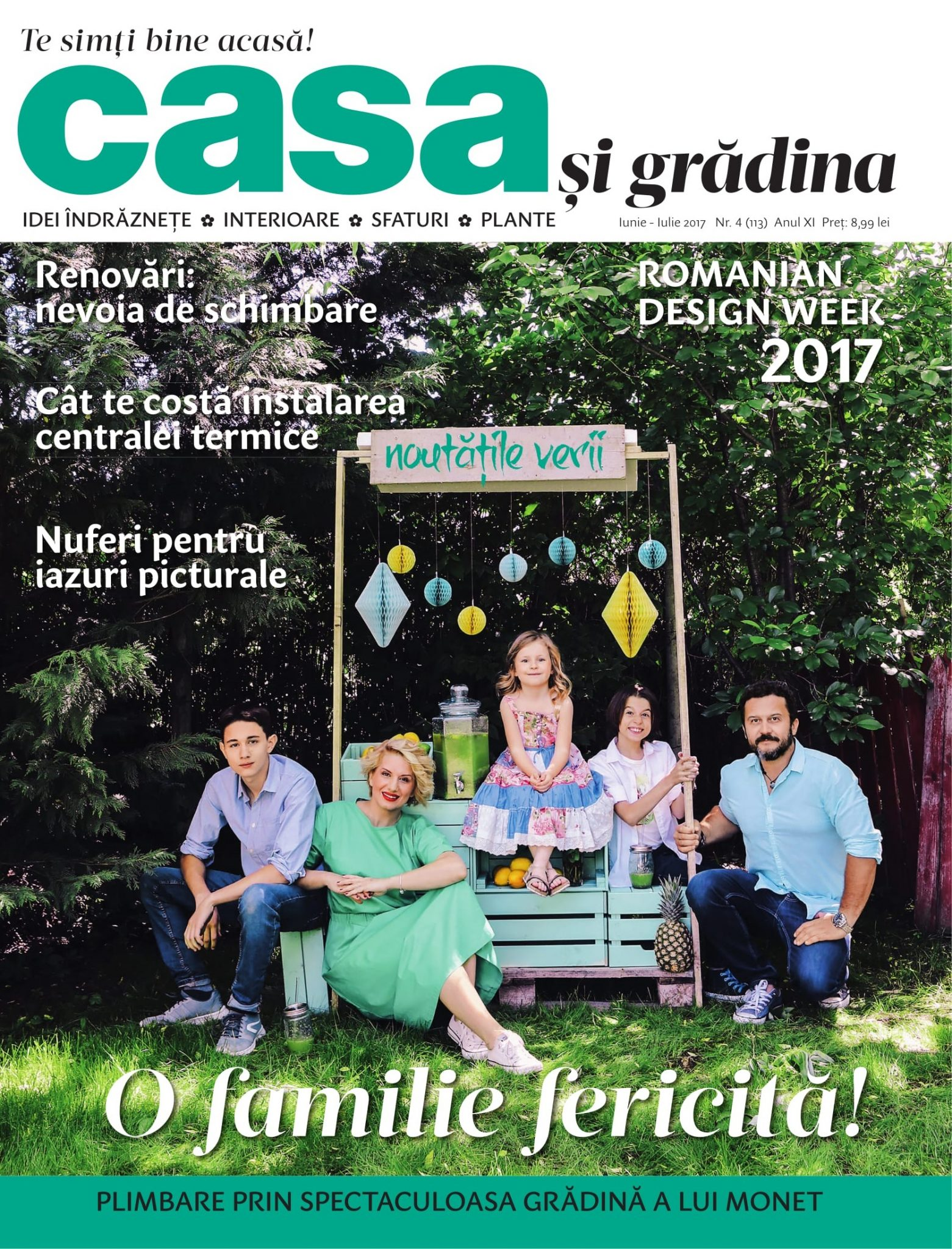 Casa si Gradina Iunie-Iulie 2017