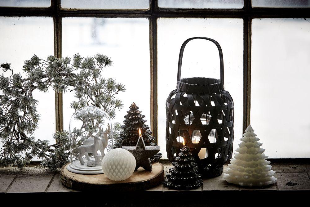 aranjamente de Crăciun cerbi