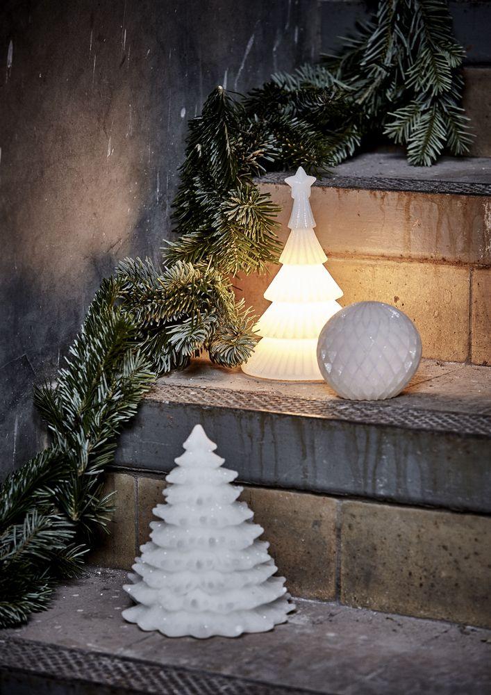 aranjamente de Crăciun brazi deco