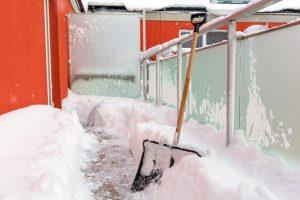 probleme apartamente iarna