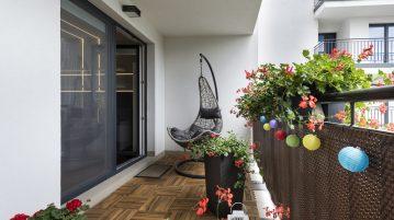 infrumusetarea balconului