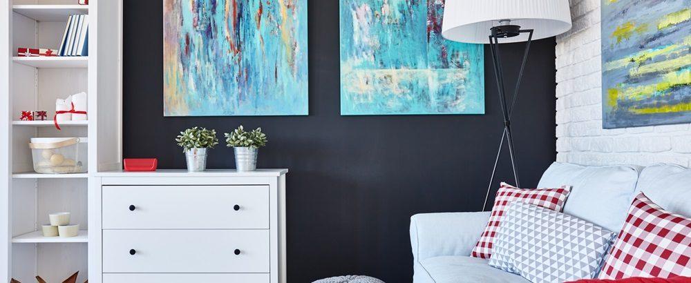Cum alegi decorațiunile de perete în funcție de cameră?