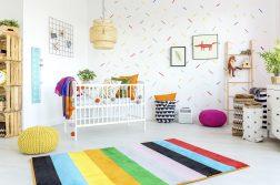 culori pentru camera copilului