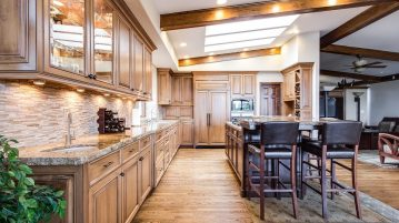 bucătărie modernă