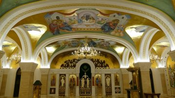 Catedrala Belgrad