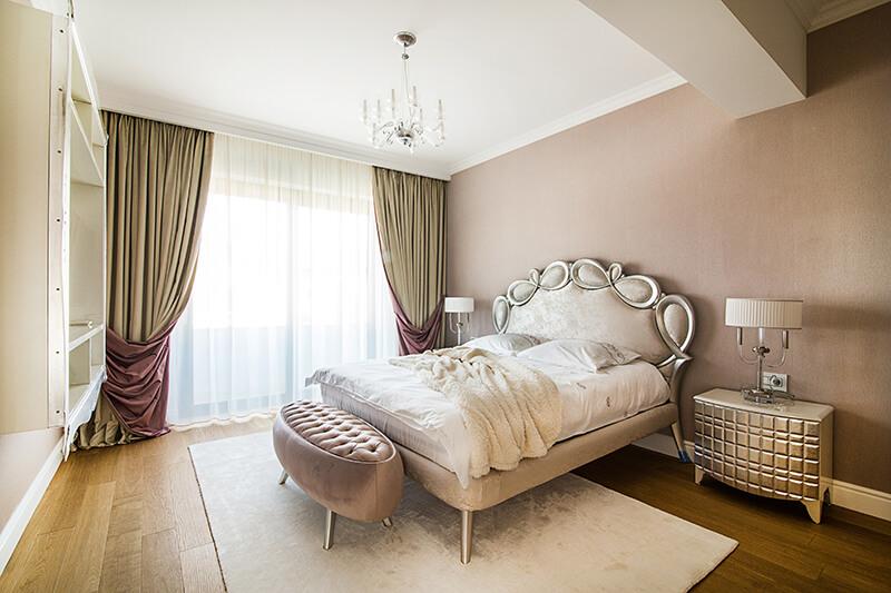 Noblesse Interiors Bedroom