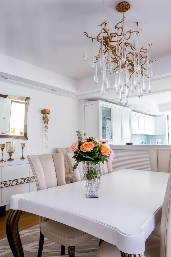 Noblesse Interiors Diningroom detail
