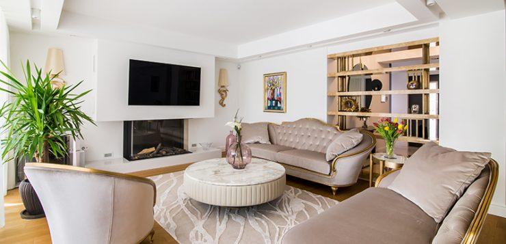 Noblesse Interiors Livingroom