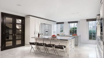 bucătărie high-class Officine Gullo