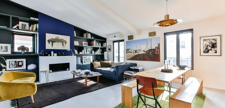 living open space