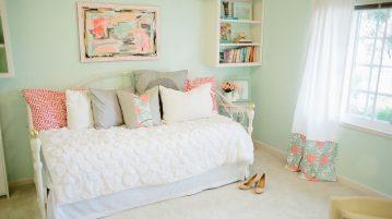 amenajare dormitor primavara