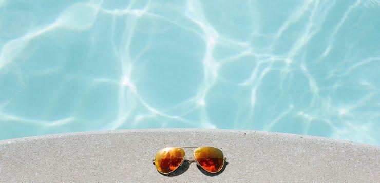 piscina curata