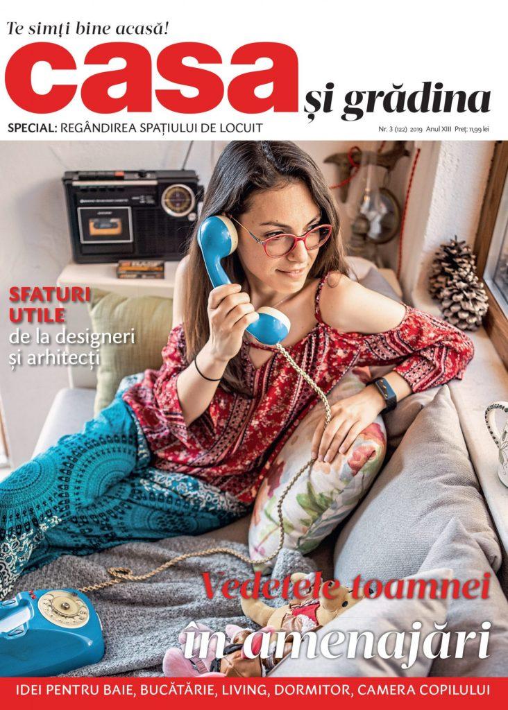 Revista casa si gradina