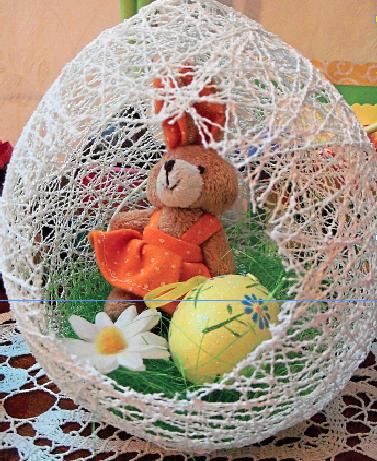 decoratiune de Paște