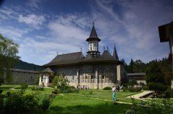 biserică din Bucovina