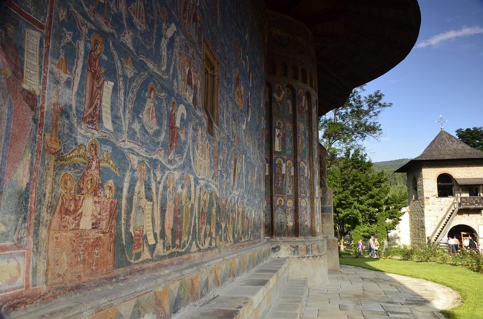 mănăstire din Bucovina