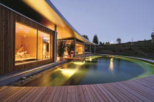 piscina timberra