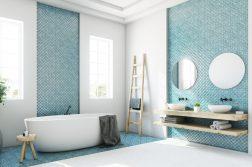 renovare ieftina baie