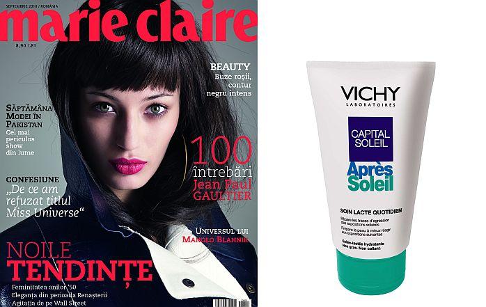 Nu rata editia de septembrie a revistei marie claire - Marie claire casa ...