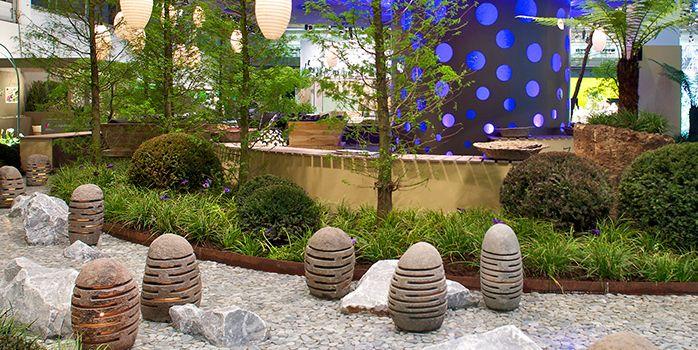 Ideal gardens expozitie dedicata sectorului verde 14 for Amenajari piscine exterioare