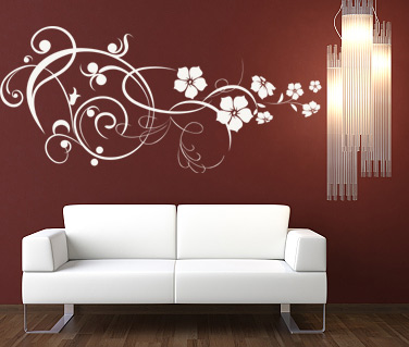stickere decorative casa i gr dina. Black Bedroom Furniture Sets. Home Design Ideas